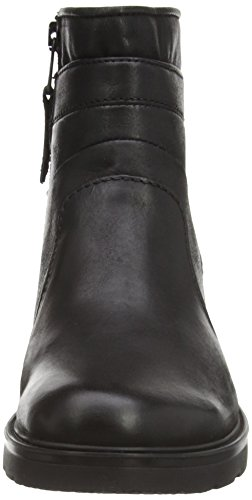 Mjus  582202-0401, Bottes Classics courtes, doublure chaude femmes Noir - Noir