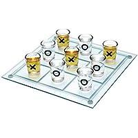 Jeu à Boire : Morpions avec 9 verres