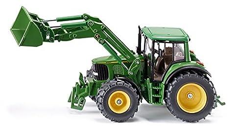 Siku - Farmer 1:32 Scale - John Deere Front