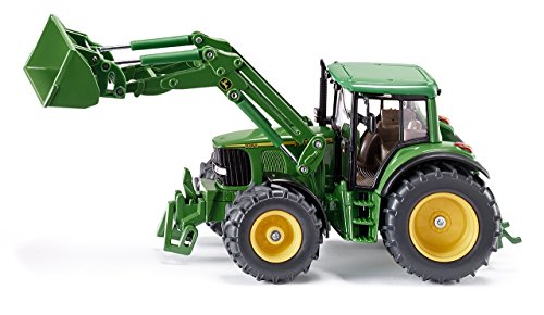 Siku 3652 - John Deere mit - Spielzeug Deere Metall John