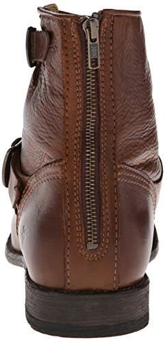 FRYE Mens Tyler Engineer Boot Cognac