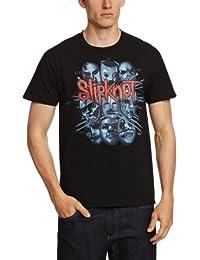Bravado Slipknot - Masks 2 Men's T-Shirt