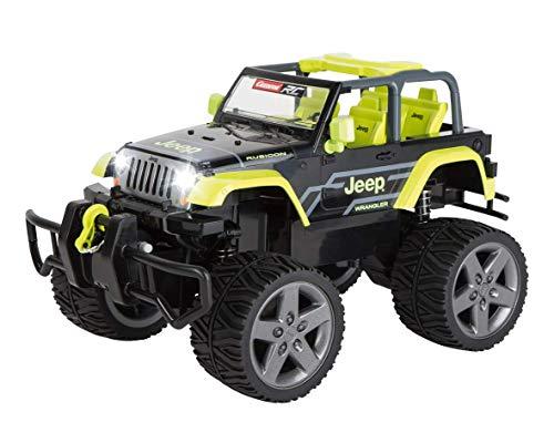Carrera RC Jeep[R] Wrangler Rubicon 370162104X Ferngesteuertes Auto