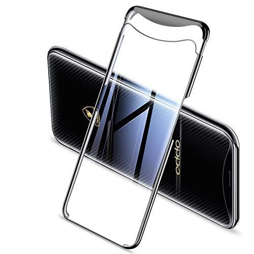 Custodia® Festigkeit und Flexibilität Smartphone Hülle für Oppo Find X(3)