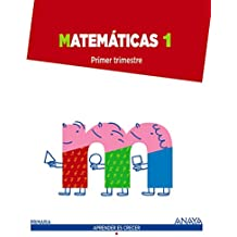 Matemáticas 1 (Aprender es crecer)
