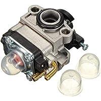 Guguogo Reemplazo del carburador para Troy-Bilt TB575SS TB525CS Trimmer 753-04745