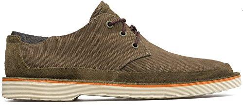 Camper Morrys K100088-004 Chaussures habillées Homme Vert