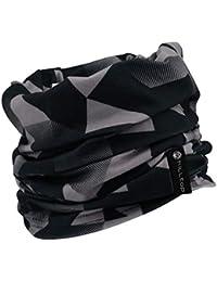 Hilltop Pañuelo multifunción/braga para el cuello Bonito diseño en colores actuales