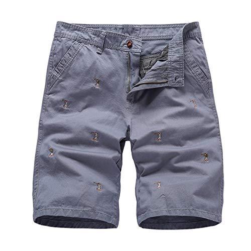 YURACEER Herren Shorts Sommer Hosen Baumwolle Beiläufige Kurzschlüsse Für Elastische Taille Sommer Strand Shorts Personalisierte Gedruckt Hochwertigen Atmungsaktiv Schweiß x1 -