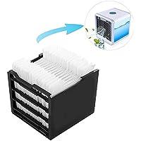 Filtro para ambientador de Espacio Personal, Filtro de Repuesto para refrigerador de Aire Arctic Air Cooler, Filtro de Repuesto para ambientador Personal