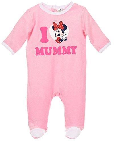 f058bfc3b4ee6 Pyjama bébé fille Minnie  I love Mummy  Rose de 3 à 23mois (18