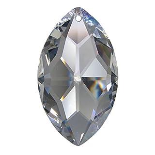Regenbogenkristall 'Oval' 63mm Crystal K9 ~ Fengshui Suncatcher
