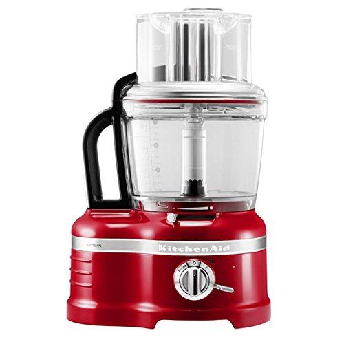 KitchenAid 5KFP1644 - Robot de cocina Rojo