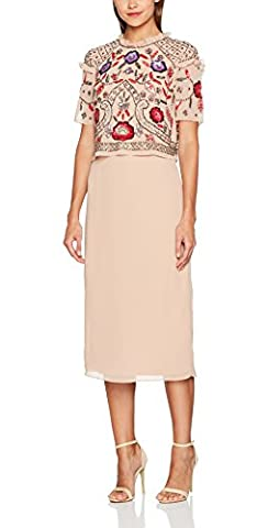 Frock and Frill Bellamy 2 Tiered Pencil Dress, Robe de