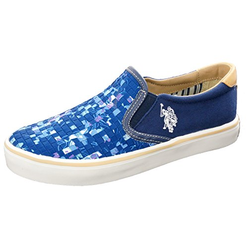 U.S. Polo Assn. Slip on sneakers intrecciata P/E 2016 (37)