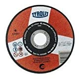 Qualität 5X Stück Ultra Dünn 125mm x 1mm 2in 1Inox/Metall Winkelschleifer Zirkular saw- Edelstahl, Aluminium Stecklinge Dics–Metall schneiden Schlitzung Scheiben