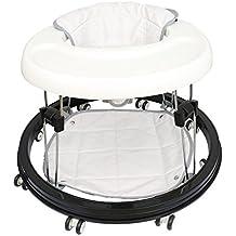 Fascol Andador para bebés regulable en altura 40-42-44cm, Andador y balancín, plegable