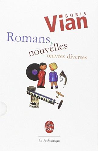 Romans, nouvelles, oeuvres diverses