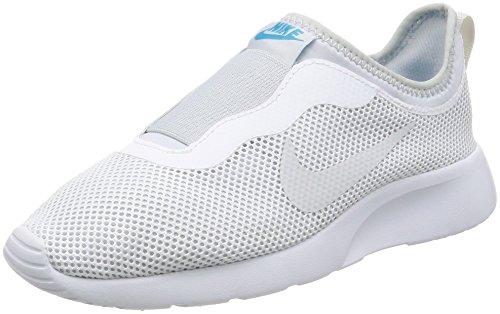 Nike Tanjun Slip Schuhe Sneaker Neu (EUR 38,5 US 7,5 UK 5, Weiß) (Nike Slip)