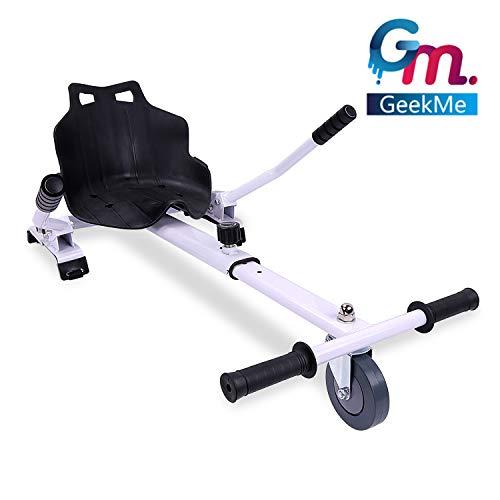 GeekMe Hoverkart, Self Balance Scooter Zubehör, Hoverkart, passend für alle Segway-Größen, Geschenk für Kinder-KT