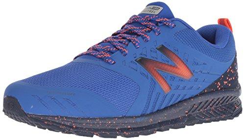 New Balance Herren Nitrel V1 Traillaufschuhe, Blau (Pacific/Pigment/Dynomite Rp1), 44 EU