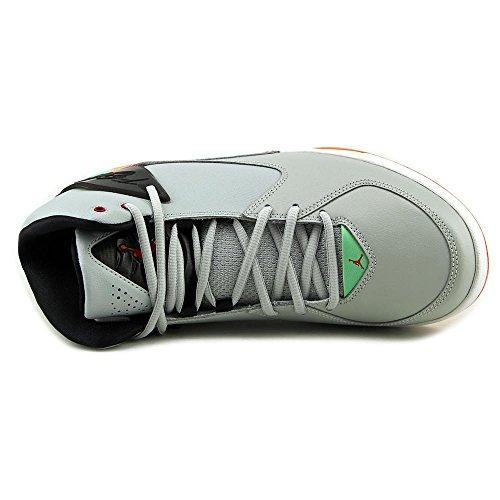 Nike-Pantaloni da uomo, in popeline, da uomo Grigio (Grigio)
