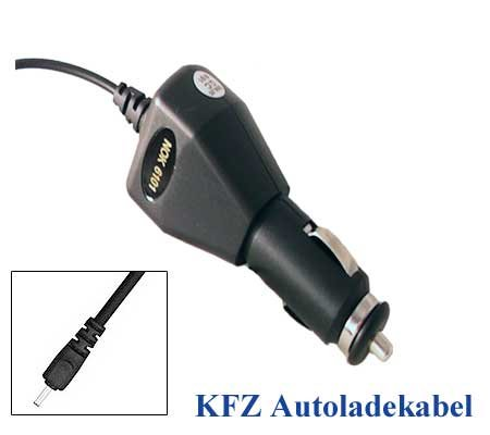 KFZ LADEKABEL NOKIA 6233 6111 6101 6280 N70 N71 N80 N91 E-Marketing