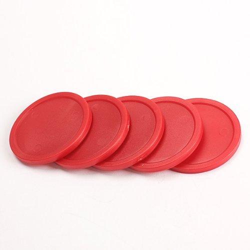 Vktech Fichas para hockey de mesa (50 mm, 5 piezas)