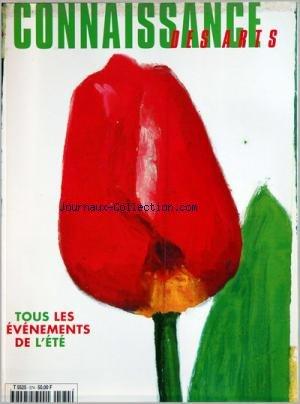 CONNAISSANCE DES ARTS [No 574] du 01/07/2000 - TOULOUSE - D. PICARD - S. BOURDON A MONTPELLIER - S. BUSUTTIL - P. JODIDIO - LE NU AU 20EME PARDAGEN - LA PLANETE GRAF PAR LEFRANC - RESTAURATEUR DE GENIEPAR GAILLEMIN - L'EUROPE DE FERNEY - MARC DIDOU PAR DI SUVERO.