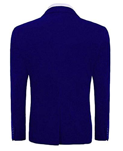 Leader of the Beauty -  Giacca da abito  - Uomo Royal Blue