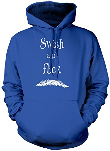 Swish and Flick - Kids Unisex Hoodie