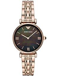a05e76416e19 Amazon.es  Emporio Armani - Relojes de pulsera   Mujer  Relojes
