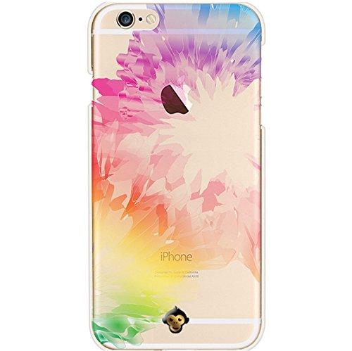 Monkey Cases® Buntes Farben Case für iPhone - Schutz Cover - Handyhülle (iPhone 6 Plus / 6s Plus, Motiv 4) Motiv 4