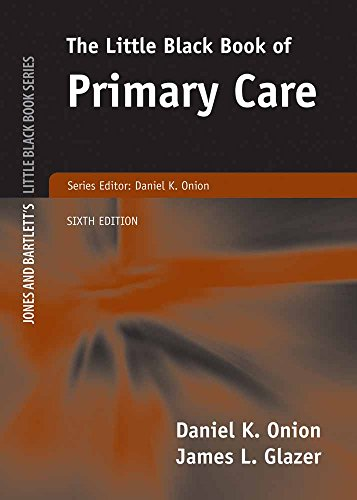 The Little Black Book of Primary Care (Jones and Bartlett's Little Black Book)
