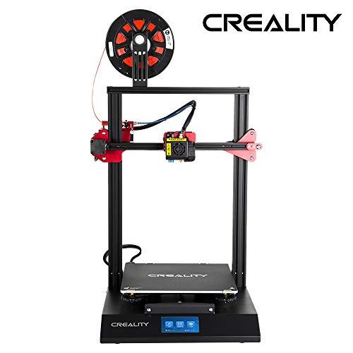 [Creality 3D directa] impresora 3D CR 10S Pro, ultra silenciosa con nivelación automática, reanudación de impresión extrusión de doble engranaje y detección de filamentos