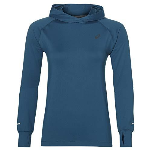 ASICS Female Sportsweatshirt Thermopolis Petrol L