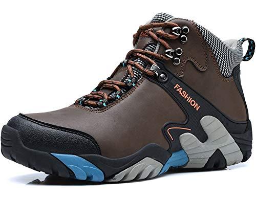 SINOES Unisex Wanderschuhe Outdoor Schuhe Leichte Bequeme Trekking Halbschuhe für Herren & Damen