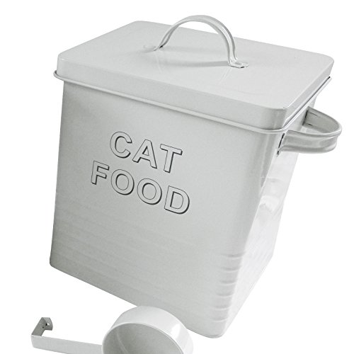 allright-cat-food-container-enamel-cream-storage-tin-with-scoop