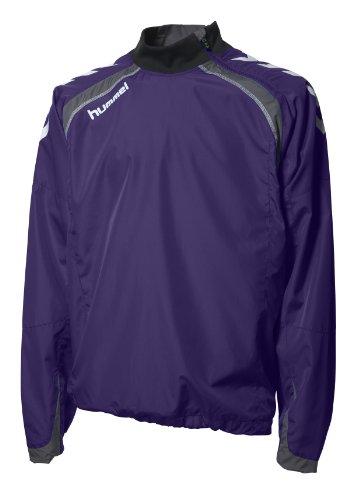 Hummel Herren Wind Breaker Team Spirit Windstopper, purple, M (Rumpf Gestrickter)