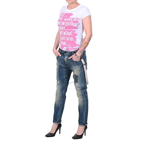 Staff -  Jeans  - Donna Blue - Col. 00 W26