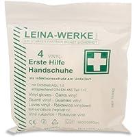 Leina REF43011 4 Erste Hilfe Handschuhe preisvergleich bei billige-tabletten.eu