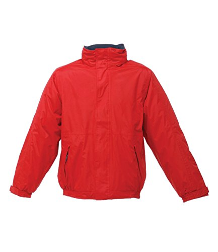 Regatta - Blouson - Homme Rouge - Classic Red / Navy