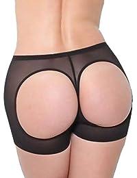 La mujer Shaper Levantador Bragas Net Control Hip Hip w/ Abierto