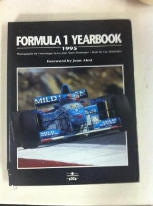 Formula One Year Book 1995 por Luc Domenjoz