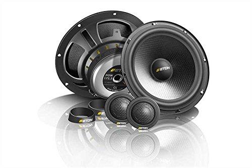 Eton POW 172.2 Compression 2-Wege 16,5cm Lautsprecher System 100 Watt 4 Ohm Auto-subs