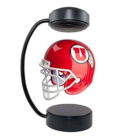 Utah Utes NCAA Hover Helmet - Collectible Levitating Football Helmet