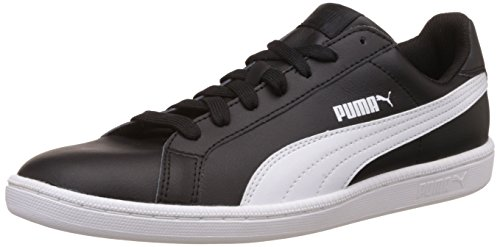 Puma Unisex-Erwachsene Smash Leather Sneaker, White (White), 43 EU