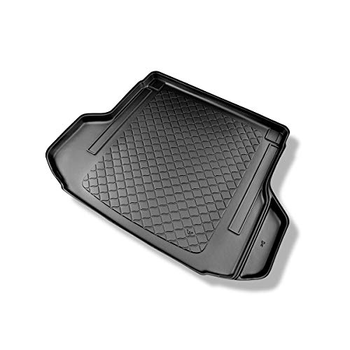 Mossa Kofferraummatte - Ideale Passgenauigkeit - Höchste Qualität - Geruchlos - 5902538793209