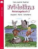FRIDOLINS REISETAGEBUCH 2 - arrangiert für zwei Gitarren - / - Altblockflöte - (Querflöte) - Gitarre [Noten / Sheetmusic]
