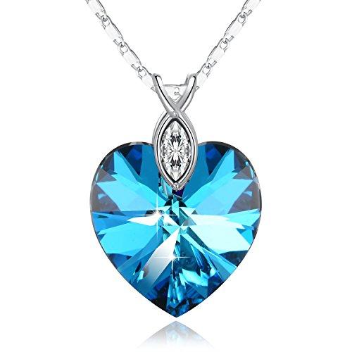 mujer-collares-amor-en-un-latido-del-corazon-azul-en-forma-de-corazon-amor-collar-con-colgante-de-cr